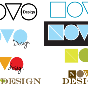 Novo Design Logo Concepts