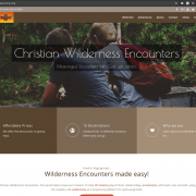 Christian Wilderness Encounters